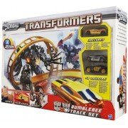 Hasbro 27447148 Transformers Speed Stars - Circuito con Bumblebee
