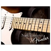 """Sign - Fender Built To Inspire"""