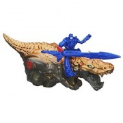 Transformers Age of Extinction Dino Sparkers Optimus Prime and Grimlock Figures