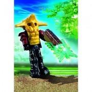 Playmobil 4848 - Gardien Du Temple Avec Arme Lumineuse Verte
