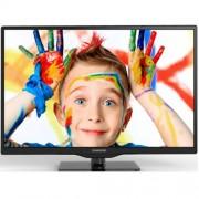 Changhong LED24D1000SD2 61 cm (24 pouces) LED téléviseurs à rétro-éclairage, EEK A (Full HD, 50Hz, DVB-C / T / S / S2, HDMI, USB 2.0) Noir
