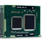Processeur Intel Core I5-460M SLBZW 2,53Ghz pour PC portable