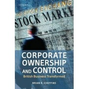 Corporate Ownership and Control by Brian R. Cheffins