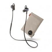 Plantronics BackBeat Go 3 Case Version - безжична слушалка за iPhone, Samsung, Sony, HTC и мобилни телефони с Bluetooth (черен-син)