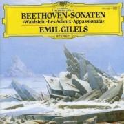 L Van Beethoven - Piano Sonatas Waldstein/ A (0028941916228) (1 CD)