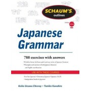 Schaums Outline of Japanese Grammar by Keiko Uesawa Chevray