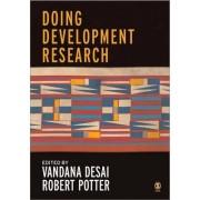 Doing Development Research by Vandana Desai