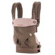Ergobaby Four Position 360 Baby Carrier (Taupe/Lilac)