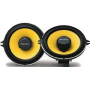 Pioneer TS-Q131C Altavoces para coche de 180 W, amarillo