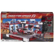 Mega Bloks 95720U Need For Speed Garaje