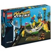 LEGO Island Xtreme Stunts 6738 Skateboard Challenge