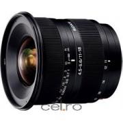 Obiectiv Foto Sony DT 11-18 mm F4.5-5.6