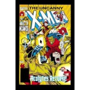 The Uncanny X-Men: Fatal Attractions by Peter David