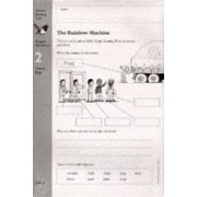 Oxford Reading Tree: Level 8: Workbooks: Workbook 2: The Rainbow Machine and The Flying Carpet (Pack of 6) by Thelma Page