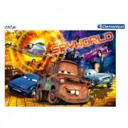 Clementoni puzzle cars 250 pezzi