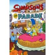 The Simpsons Comics on Parade by Matt Groening