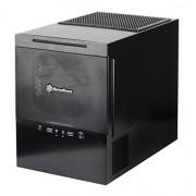 SilverStone SG10B Case PC Micro ATX Sugo 10, Nero