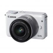 EOS M10 + 15-45 Blanc