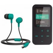 Mp4 Player Energy Sistem ENS426461, 8 GB, Radio FM (Negru/Verde)