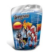 Playmobil Dragones - Dragón fuego (5463)