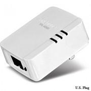 PowerLine Adapter, TRENDnet TPL-406E, 500 Mbps, Powerline AV, Nano