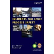 Incidents That Define Process Safety by Center for Chemical Process Safety (CCPS)