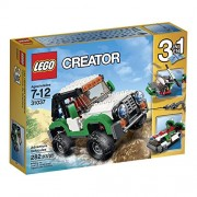 Lego Creator 31037 Adventure Vehicles Building Kit
