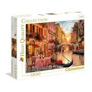 Clementoni 31668 - Venezia Collezione Alta Qualità Puzzle, 1500 Pezzi