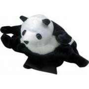 Papusa de mana Panda Beleduc