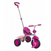 Intelligente Trike - 0702046 - Triciclo - Fun - Rosa