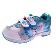 Adidasi Disney Frozen alb albastru