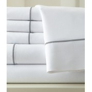 1000 Thread Count Egyptian Cotton Sheet Set with Single Marrow Hem