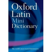 Oxford Latin Mini Dictionary by James Morwood