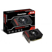 PowerColor AXR9 NANO 4GBHBM-DH Carte graphique ATI 1000 MHz 4096 Mo PCI Express