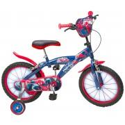 "Bicicleta copii Toimsa Spiderman 16"""