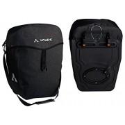 Vaude Aqua Deluxe Pro Sacoche vélo Homme black black Size:46 x 33 x 23 cm
