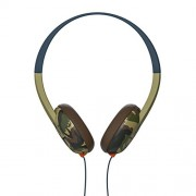 Skullcandy Uproar S5URHT-458 Tap and Go On-Ear Headphone with Mic (Camo Print)
