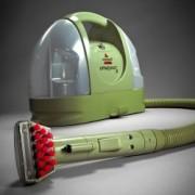 Aparat de spalat covoare cu vacuum Bissell Little Green, C23249