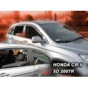 Deflektory komplet 4 ks pre HONDA CR-V , 2007-2012