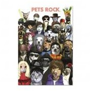 Educa Pets Rock puzzle, 1000 darabos