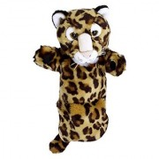 The Puppet Company - Long-Sleeved Glove Puppets - Leopard