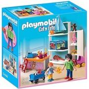 PLAYMOBIL City Life Toy Shop Playset 51 pc.