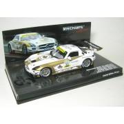 Minichamps 437110392 Modellino Auto Mercedes Benz Sls Amg Gt3 Bauman Adac Gt 2011 Auto Da Gara Scala 1/43