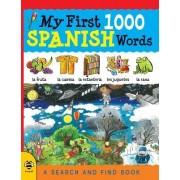 My First 1000 Spanish Words by Catherine Bruzzone