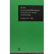 International Bibliography of the Social Cultural by International Committee for Social Science Information and Documentation