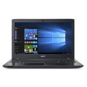 "Notebook Acer Aspire E5-774G, 17.3"" HD+, Intel Core i3-6100U, GTX 950M-2GB, RAM 4GB, SSD 128GB, Linux, Negru"