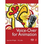 Voice-Over for Animation by Jean Ann Wright