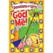 God and ME Devotions for Girls 6-9 by Diane Cory