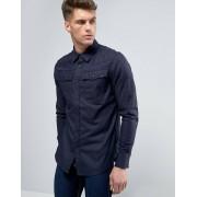 G-Star 3301 Slim Fit Shirt Long Sleeve - Rinsed (Sizes: XS)