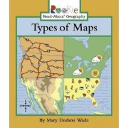 Types of Maps by Mary Dodson Wade
